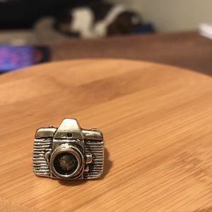 Silver Camera Ring